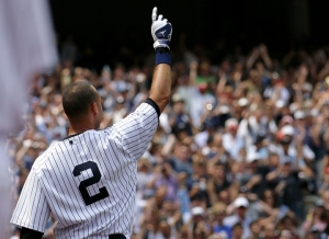 Derek Jeter will ride off into the sunset following the 2014 MLB Season