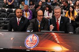 Mark Jackson has returned to ESPN and will be back to commentating the game he played and coached.