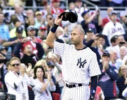 Derek Jeter being honored in his Final All Star Game appearance.
