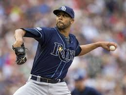 Tampa Bay Rays LHP David Price rises his MLB Leading strikeout total at 173 with 9 SO & 8 scoreless innings on Saturday @ Twins.