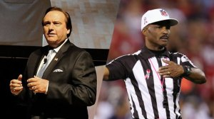 Tim Brando lands with Fox Sports & former NFL Ref Mike Carey will be on NFL on CBS this fall on Sundays & Thursdays.