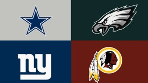 The Eagles are trying to repeat as NFC East champs, but in the NFC East, every team will be in the hunt for the division crown.