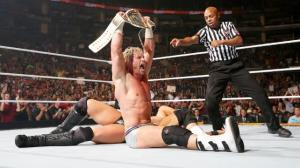 Dolph Ziggler becomes a 2 time IC Champ over the Miz @ Summerslam.