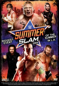 WWE 2nd biggest event of the year, Summerslam, which started in 1988 & is it's 5th straight year in Los Angeles.