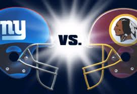 The Giants & Redskins meet up on Thursday Night Football