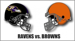 02- Ravens vs. Browns