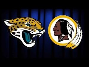 03 Jaguars vs. Redskins