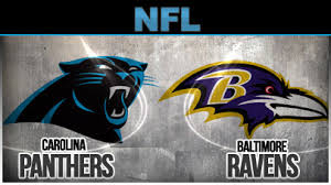 Steve Smith & the Ravens host Smith's former team the Panthers in baltimore.