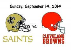 09 Saints vs. Browns