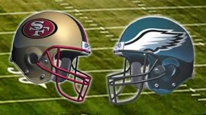 The Eagles come to San Francisco & play the 49ers