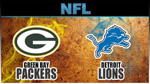 11- Packers vs. Lions