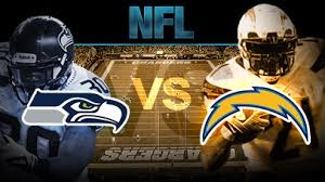 11 Seahawks vs. Chargers