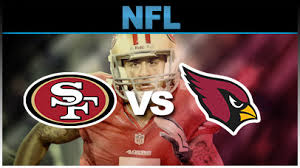 12- 49ers vs. Cards