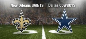 The Saints & Cowboys meet again on SNF.