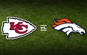 14 Chiefs vs. Broncos