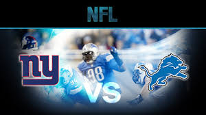 15 NY Giants vs. Detroit