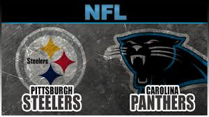 15- Steelers vs. Panthers