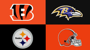 The AFC North was very tight last season with the race coming down to the Final Week of the season, the Bengals beat out the Ravens for the North, while the Steelers is always in the race & the Browns in rebuilding mode.