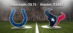 01- Colts vs. Texans