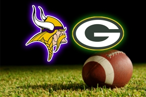 The Vikings & Packers meet up the 1st time out of 2 on TNF