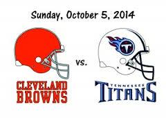 Browns & Titans meet in Nashville