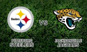 The Steelers go to Northern Florida to take on the Jaguars