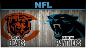 The Bears go down to Charlotte to play the Panthers