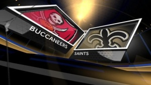 The Bucs try to get their 1st NFC South win in New Orleans vs. the Saints.