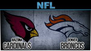 The undefeated Cardinals come to Mile High & play the Broncos with both teams coming off bye weeks.