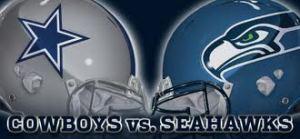 12- Cowboys vs. Seahawks