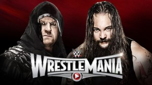 Bray Wyatt vs. Undertaker