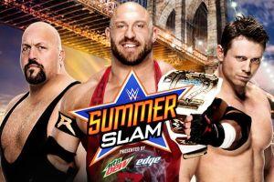 WWE IC Title Match