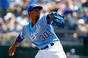 Yordano Ventura needs to be the ace he is capable of being in order for the Royals to return to another World Series.