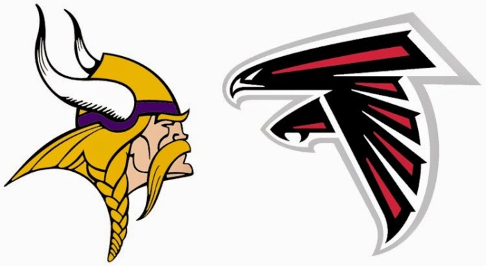 Image result for Minnesota Vikings vs. Atlanta Falcons