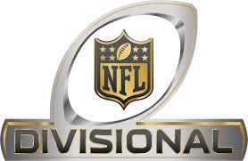 NFL Divisional Gold Logo
