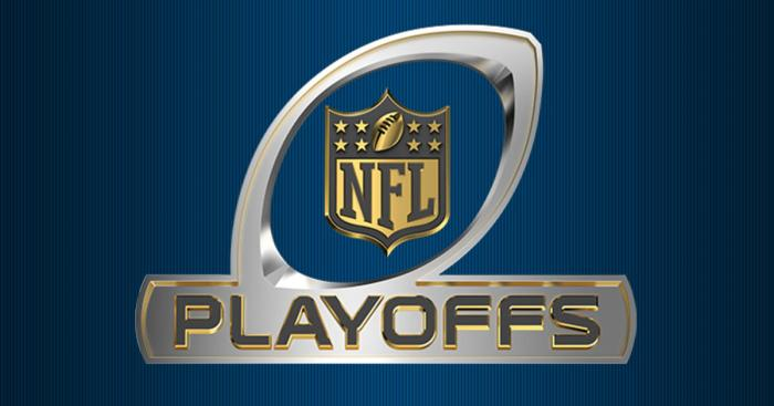 NFL Playoffs Gold Logo