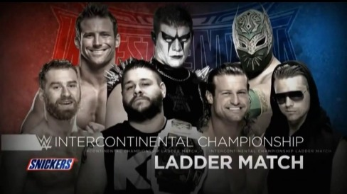 IC Title Ladder Match