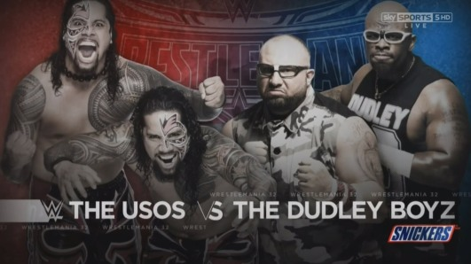 Usos vs. Dudleys