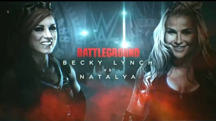 Lynch vs. Natalya
